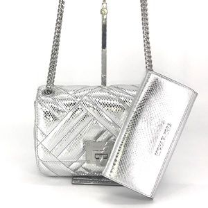 Michael Kors Vivianne Shoulder Bag Wallet  Set